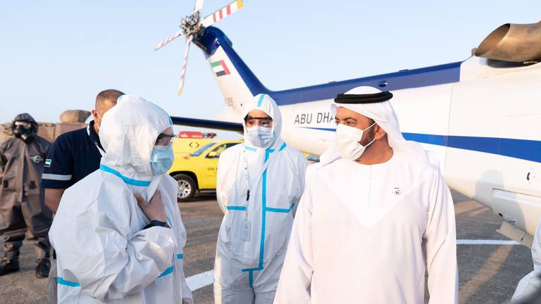 An image that illustrates this article UAE starts emergency exercise at Barakah nuclear plant