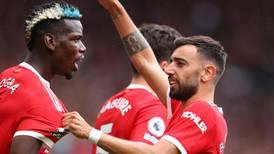 Bruno Fernandes and Mohamed Salah star in openers - Premier League team of the week