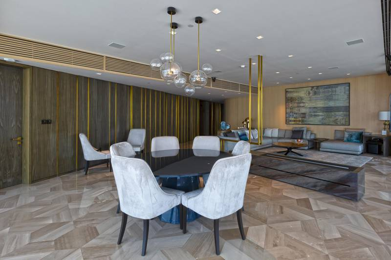 Five Palm Resort in Dubai