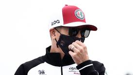 Kimi Raikkonen out of Dutch Grand Prix after positive Covid-19 test