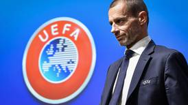 Uefa prepared to boycott biennial World Cup, warns president Aleksander Ceferin