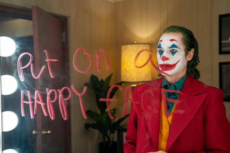 Joaquin Phoenix in 'Joker'. Nico Tavernise / Warner Bros