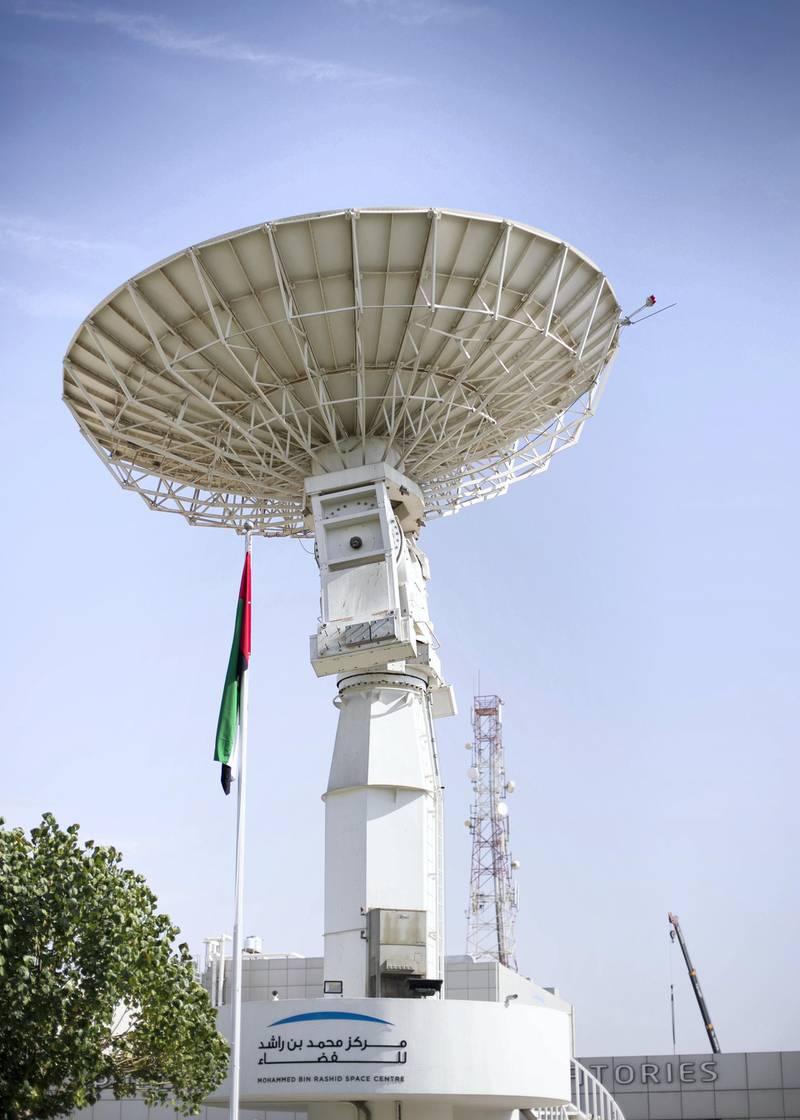 DUBAI, UNITED ARAB EMIRATES.  29 NOVEMBER 2020. Mohammed Bin Rashid Space Centre(Photo: Reem Mohammed/The National)Reporter:Section: