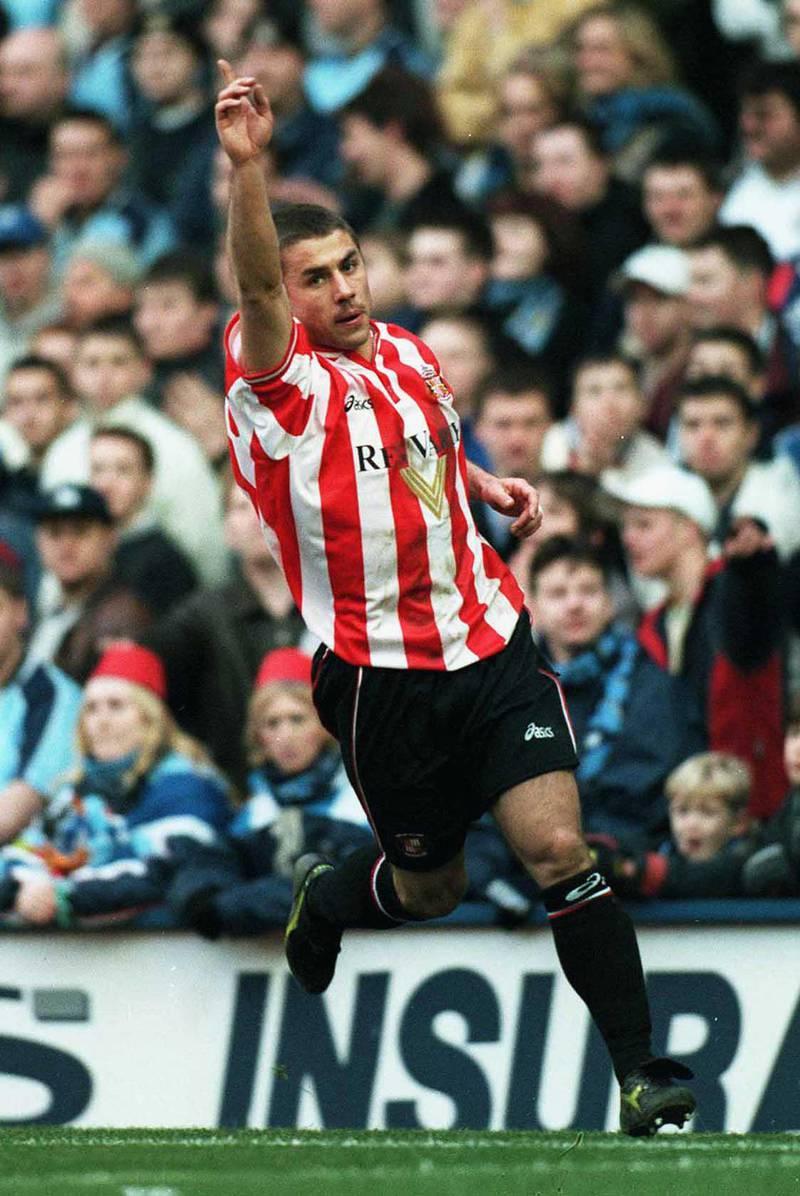 JE0DXN KEVIN PHILLIPS SUNDERLAND FC 05 February 2000