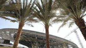 Under construction: the rapid development of Expo 2020 Dubai