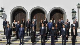 Tunisia's new government sworn in