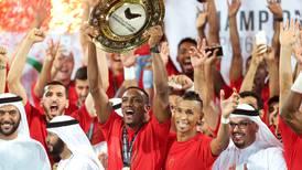UAE club football's finances need urgent attention