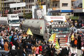 Lebanon raises fuel prices by 38%