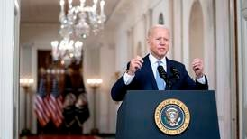 Joe Biden defends Afghanistan withdrawal in defiant speech