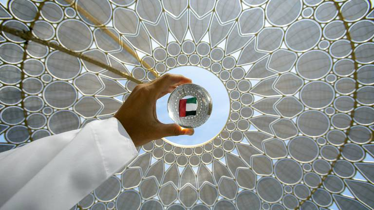 An image that illustrates this article Expo 2020 Dubai will be a defining event