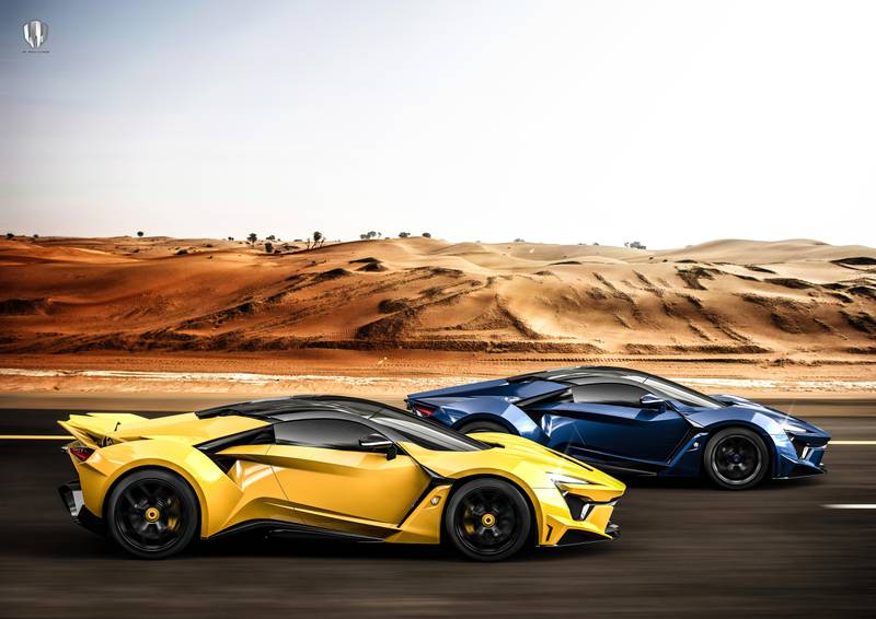 """W Motors unveil of the most recent hypercar, the Fenyr SuperSport""""The earth will shake violently, trees will be uprooted, mountains will fall, and all binds will snap – Fenyr will be free."""""""