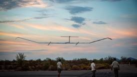 Solar-powered Airbus Zephyr completes 18-day test flight