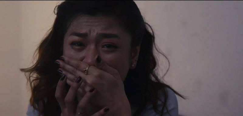 A still from a Filipino film