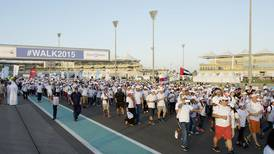 Thousands of people expected to attend annual 5km walk