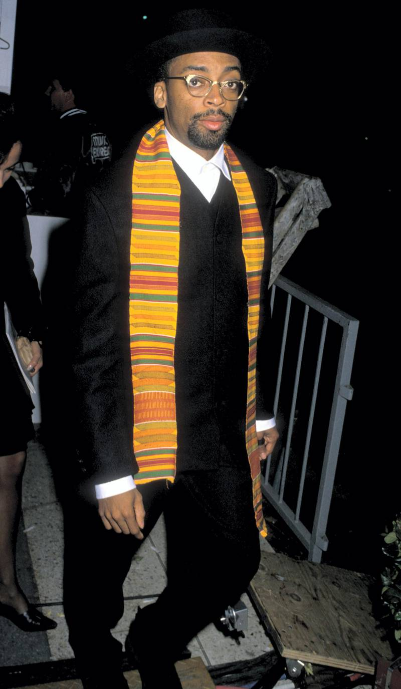 Director Spike Lee attending 62nd Annual Academy Awards on March 26, 1990 at the Dorothy Chandler Pavilion in Los Angeles, California. (Photo by Ron Galella, Ltd./Ron Galella Collection via Getty Images)