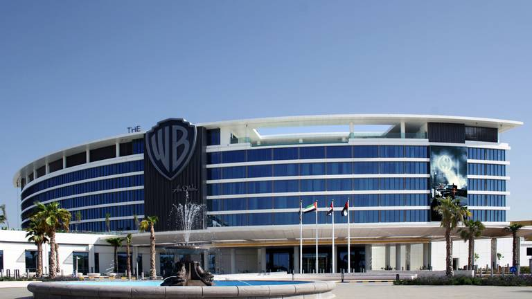 An image that illustrates this article World's first Warner Bros hotel opening in Abu Dhabi next month