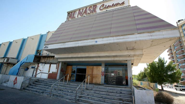 An image that illustrates this article The UAE's lost cinema stories bring back memories