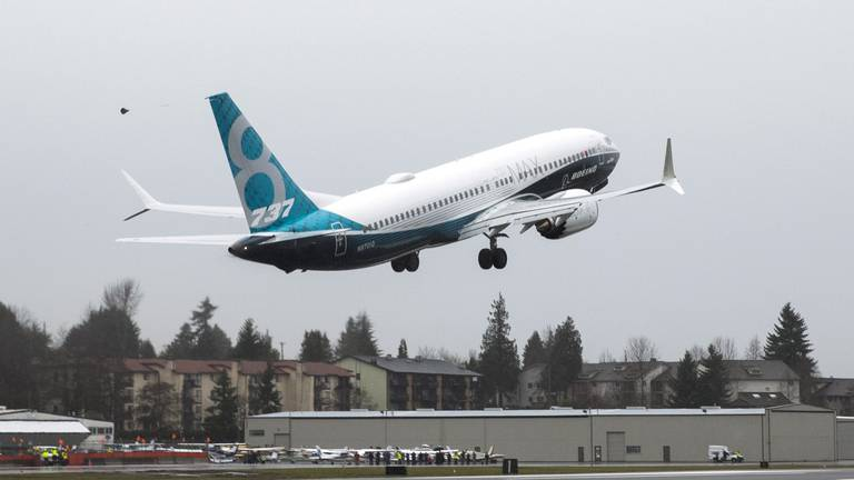 An image that illustrates this article Ex-Boeing pilot likely to face prosecution in 737 Max jet probe