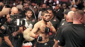 UFC: Abu Dhabi favourite to host Khabib Nurmagomedov v Justin Gaethje unification fight