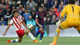 'The assist was my pleasure': For a moment, Pedro flashes his best for Barcelona