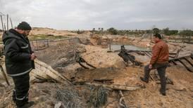 Israel strikes Hamas targets in southern Gaza