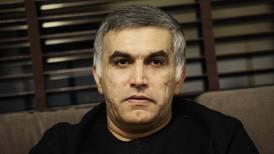 Bahrain upholds jail sentence for prominent activist