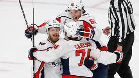 Lars Eller the hero for Washington Capitals as they level Stanley Cup Final series with Vegas Golden Knights