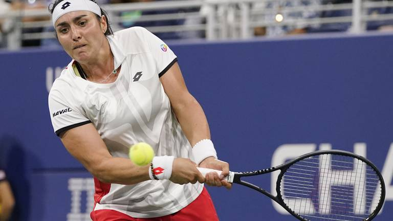 An image that illustrates this article Ons Jabeur: Tunisian star 'very motivated' to earn historic WTA Finals berth