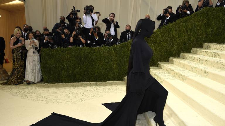 An image that illustrates this article Met Gala memes: the best reactions to Kim Kardashian and all the stars