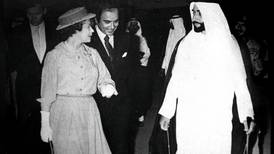 Sheikh Zayed cultivated UAE's international reputation one friendship at a time
