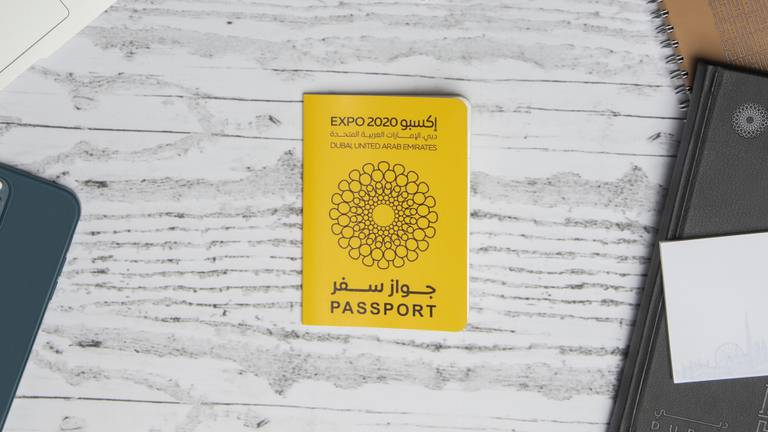 An image that illustrates this article How to build up an Expo 2020 Dubai 'passport'