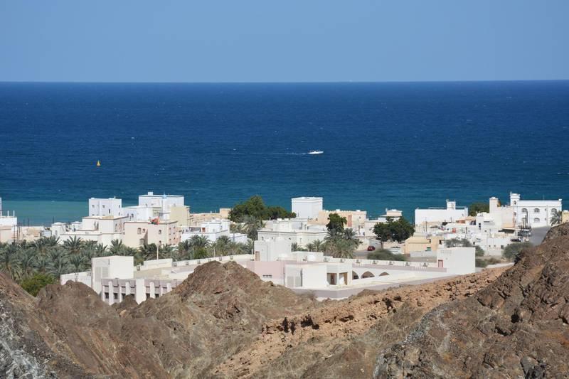 Sidab Town in Muscat. Photo: Saleh Al-Shaibany