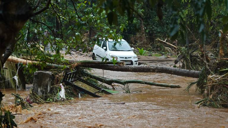 An image that illustrates this article Kerala flood death toll rises to 15 as rescuers enter worst-affected areas