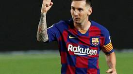 Lionel Messi scores 700th goal with Panenka penalty but Barcelona's La Liga hopes suffer huge blow