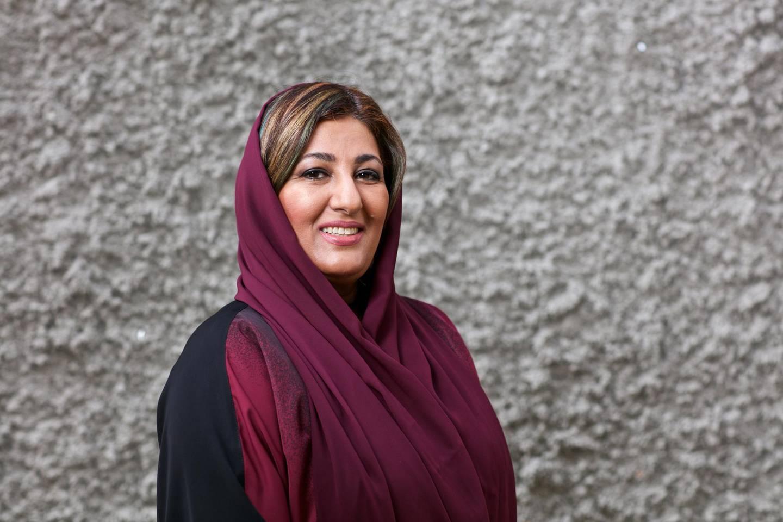 Nujoom Alghanem. Courtesy National Pavilion UAE *** Local Caption ***  al17ja-art-uaepavilion06.jpg