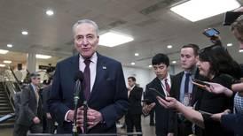 Democrats condemn Trump at trial as threat to American democracy