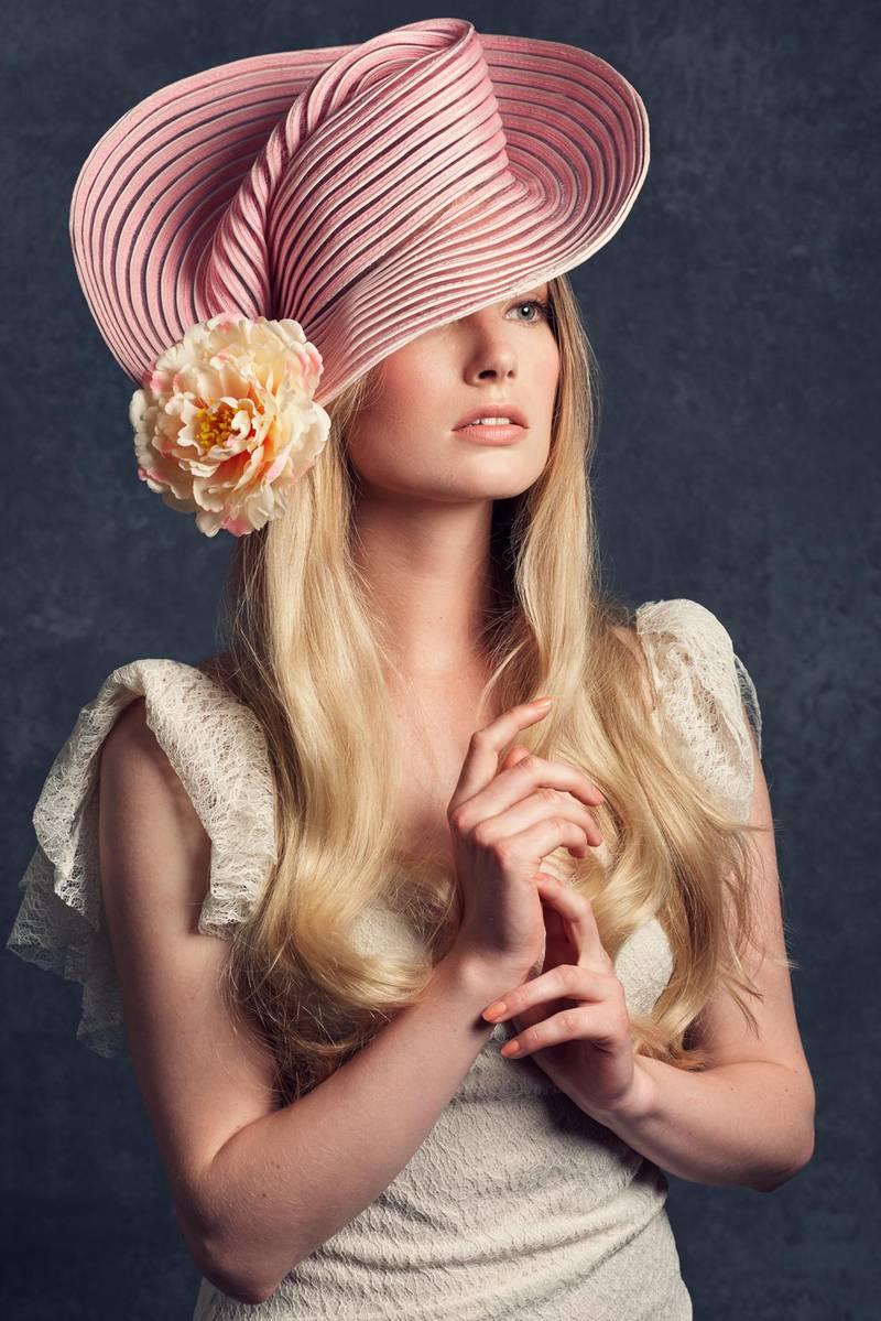 Anna Bella Hats. Photo by John Sansom