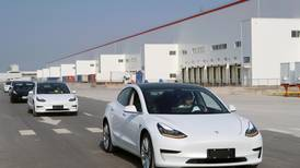Tesla faces challenging market in China as electric vehicle sales fall