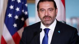Lebanon's Saad Hariri: We are open to UN ceasefire with Israel