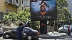 Lebanon ministry calls for ban of Wonder Woman film