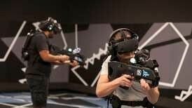 Zero Latency review: newest VR zombie game 'Outbreak Origins' comes to Abu Dhabi