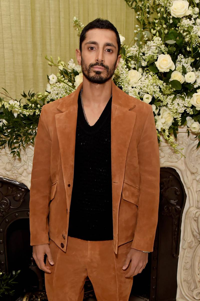 LONDON, ENGLAND - FEBRUARY 02:  Riz Ahmed attends the British Vogue and Tiffany & Co. Fashion and Film Party at Annabel's on February 2, 2020 in London, England. (Photo by David M. Benett/Dave Benett/Getty Images)