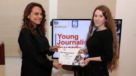 Abu Dhabi school pupil wins UAE Young Journalist Award