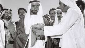 'The most precious of things': Sheikh Zayed and the road to the union
