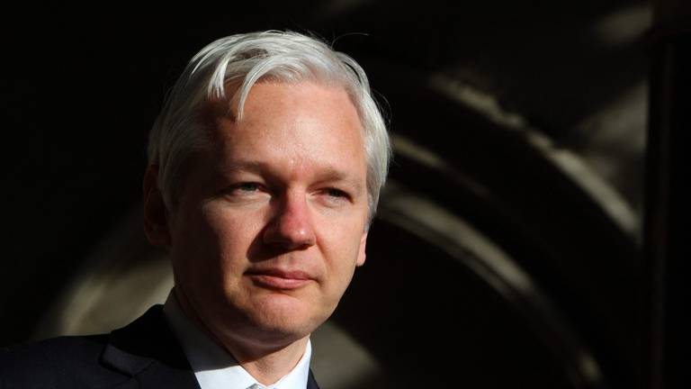 An image that illustrates this article Successful US appeal to extradite Julian Assange is 'unthinkable'