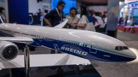 Boeing's 20-year outlook for aircraft demand in Middle East remains stable