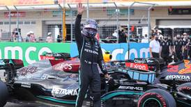 Lewis Hamilton trails Max Verstappen as stakes are raised at United States Grand Prix