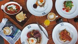 Brussels Breakfast at: Belgian Beer Café, Radisson Blu Yas Island, Abu Dhabi