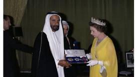 Queen Elizabeth's royal yacht among first to visit Jebel Ali Port