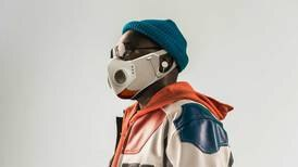 Superhero-inspired smart face mask could be future of PPE technology